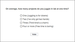 Project Juggling