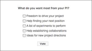 Boss survey