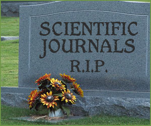 The Impending Death of Scientific Journals